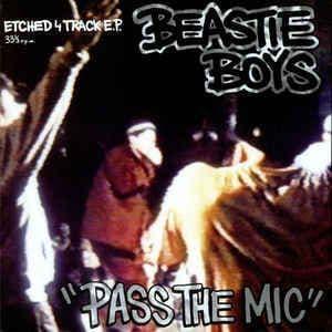 Beastie Boys<br>Pass The Mic